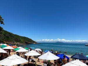 Praia de João Fernandes, Búzios