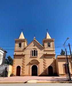 iglesia villa del totoral